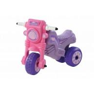 DOHÁNY Cross kismotor, lila-rózsaszín   111L