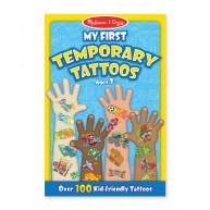 Melissa & Doug vagány tetoválás fiúknak 12947