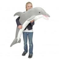 Melissa & Doug óriás plüss delfinem 2123