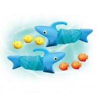 Melissa & Doug vízi játék éhes cápák 6664