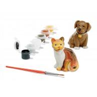 Melissa & Doug fesd ki magad cica és kutya 8866