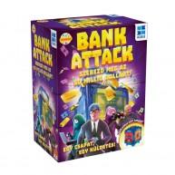 Bank Attack társasjáték a 2019-es év nagy interaktív széf feltörése