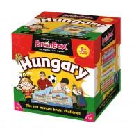 BrainBox Hungary társasjáték 54 kártyás angolul oktató társas