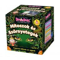 BrainBox Mítoszok és szörnyetegek társasjáték memóriafejlesztő társas