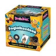 BrainBox Foglalkozások memóriafejlesztő társasjáték