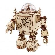ROKR 3D robot modell Orpheus zenedobozzal 221db-os készlet 5261