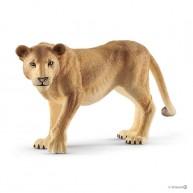 Schleich  nőstény oroszlán 14825