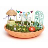 My Fairy Garden UNIKORNIS Kert - Első mini keretem FG301