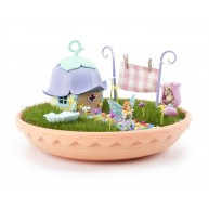 My Fairy Garden Virágos házikóm - Első mini keretem FG001