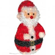 Legler karácsonyi dekoráció - világító Télapó 65 cm-es 10839