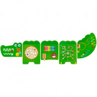 VIGA Krokodil alakú összetett fejlesztőjáték  4191