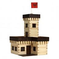 Walachia fa építőjáték - nyári kastély  5015