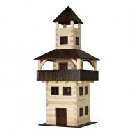 Walachia fa építőjáték - torony  5014