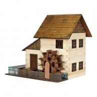 Walachia fa építőjáték - Vízimalom  5013