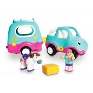 WOW Toys Polly Póni szállító autója 10349