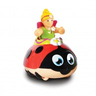 WOW Toys bébi játék Lily és a katicabogár 10416