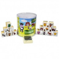 IMP-EX 15 darabos nyomdakészlet, farmos 5794-B