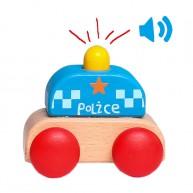 IMP-EX Hangot adó kis rendőrautó  5111-A