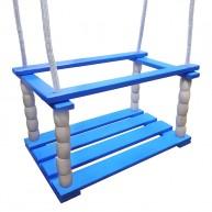IMP-EX kerti beülős hinta kék színben 5571-B