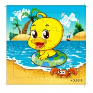 IMP-EX 16 db-os puzzle, kacsa  4332-M