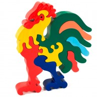 3D Puzzo nagykakas 3831