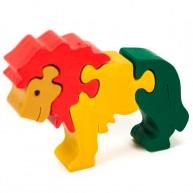 3D Puzzo kis oroszlán 1617
