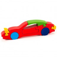 3D Puzzo sportkocsi 0897
