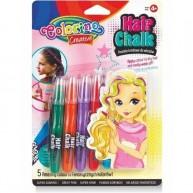 Colorino hajszínező ceruzák 5db 68659