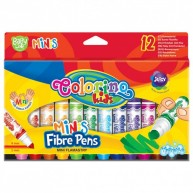 Colorino Baby Line filctoll mini 1-4mm 12db-os 32117