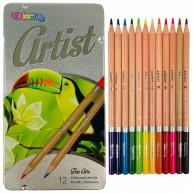 Colorino Artist színes ceruzák 12db-os készlet 83256