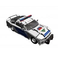 Hope Hátrahúzható 3D modell rendőrautó