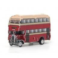 Hope Felhúzható 3D modell emeletes londoni busz