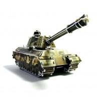 Hope Felhúzható 3D összerakható modell tank
