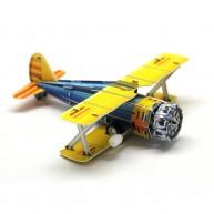 Hope Felhúzható 3D modell kétfedelű vadászgép