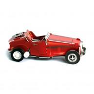 Hope Felhúzható 3D modell piros oldtimer