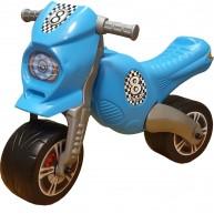 Dohány Cross 8 kétkerekű kék gyerekmotor 180