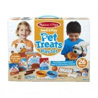 Melissa & Doug kiskedvenc gondozó készlet 2 állattal és kiegészítőkkel 8567