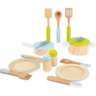 Legler Fa étkészlet és konyhai kiegészítők főzéshez    11098