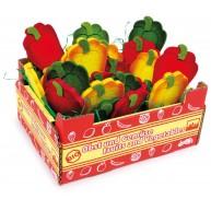 Legler Filc pritamin paprikák dobozban  9859