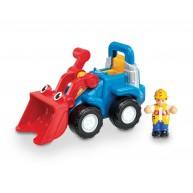 WOW Toys Luke játék markolóautó 1026