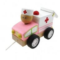 IMP-EX húzható játék mentőautó 3494B
