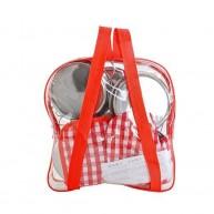 Lábas, főzőedény, szűrő és eszközök játékkonyhába 12 részes M-9438