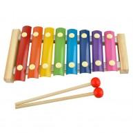 Színes xylophon gyerekeknek - első hangszerem 6078