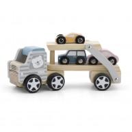 PolarB autószállító kamion kisautókkal 5808