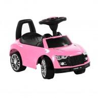 Autó alakú rózsaszín bébitaxi BR19006-R