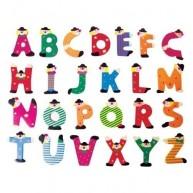 Fa betűk 7,2cm-es / db 1247