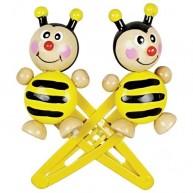 Hajcsatt méhecskés 1325-B