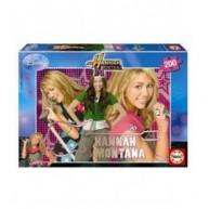 Educa Hannah Montana puzzle, 200 darabos