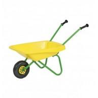 Rolly Toys Műanyag játék talicska sárga 270873
