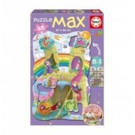 Educa Hercegnős bébi puzzle, 48 darabos